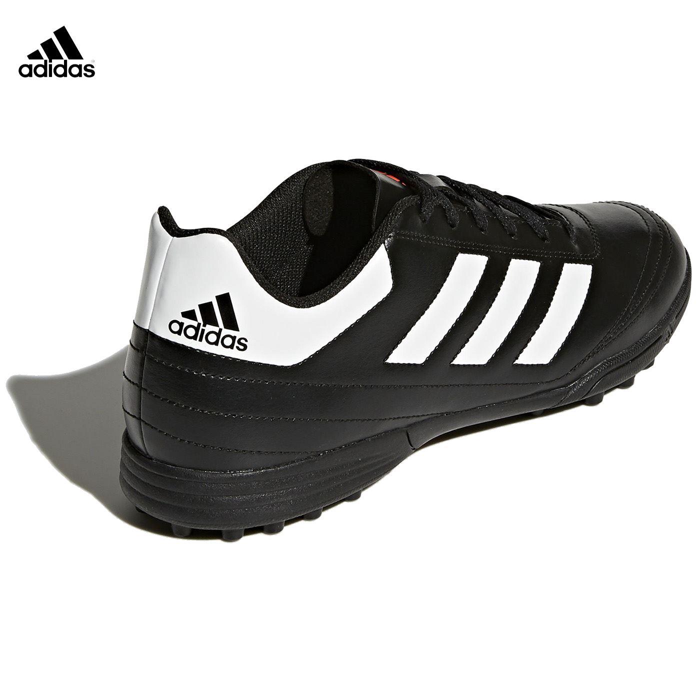 da2736efa1933 Adidas - Zapatilla Goletto VI TF Negro y Blanco