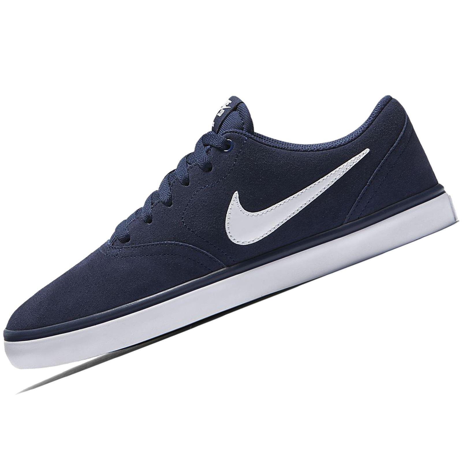 1c344fce5b Boutique Boys - Zapatilla Nike SB Solarsoft Check Cnvs Azul