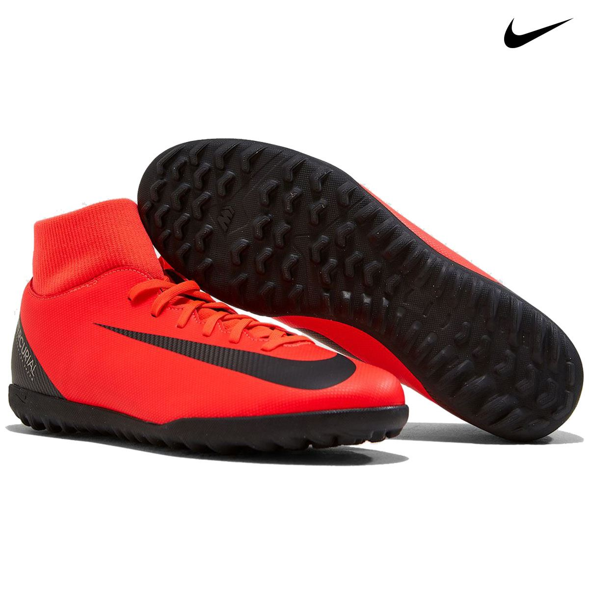 info for b6f17 a6c86 Boutique Boys - Zapatilla Nike MercurialX Superfly 6 Club CR7 TF Rojo |  Juntoz.com