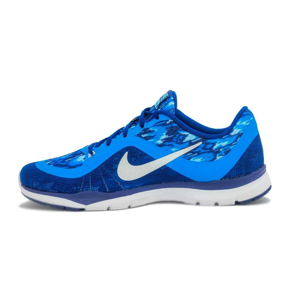Nike Azulceleste Para Flex Color Trainer Mujer Zapatillas yY7fgb6