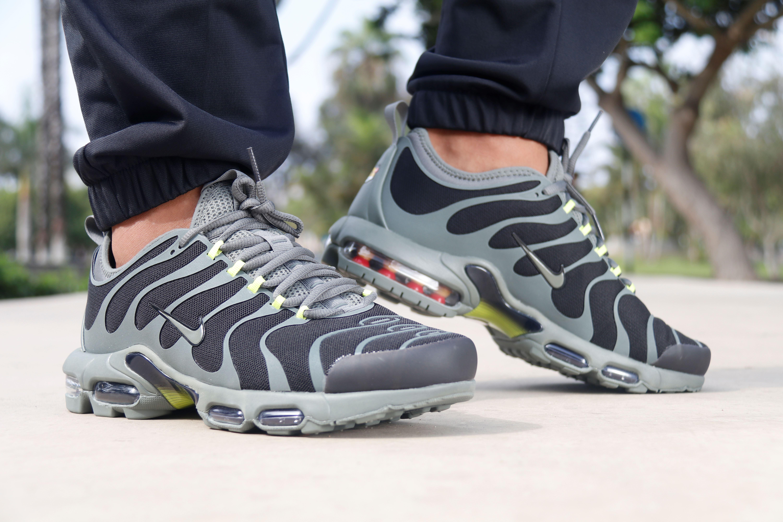 Zapatillas para Hombre Nike Air Max Plus Tn Ultra Negro