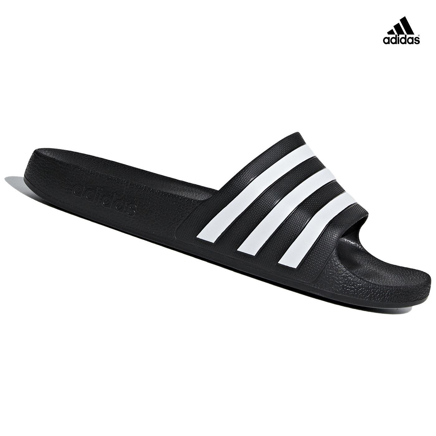 Adelette Boutique Aqua Adidas Negro Sandalia Boys Yf7gbv6y