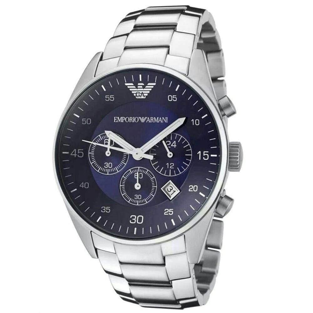 916c73ef18d Reloj Emporio Armani AR5860 Para Hombre - Plateado