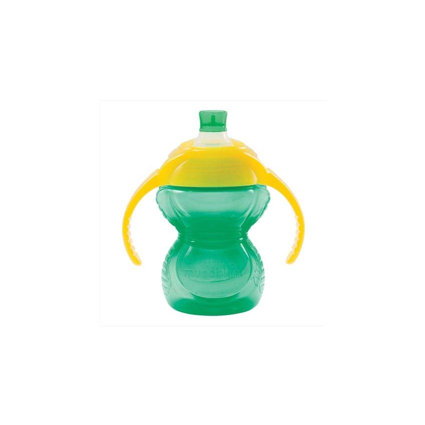 Vaso Entrenamiento Click Lock Verde Munchkin-B44168