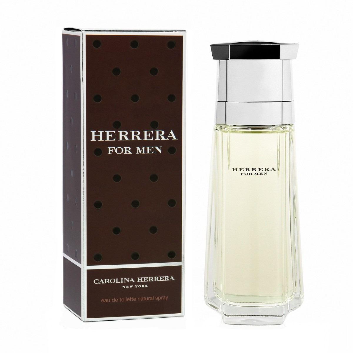 1298455921 ... Carolina Herrera For Men- Perfume Para Hombre 100 Ml. Pase el cursor  sobre la imagen para ampliarla.
