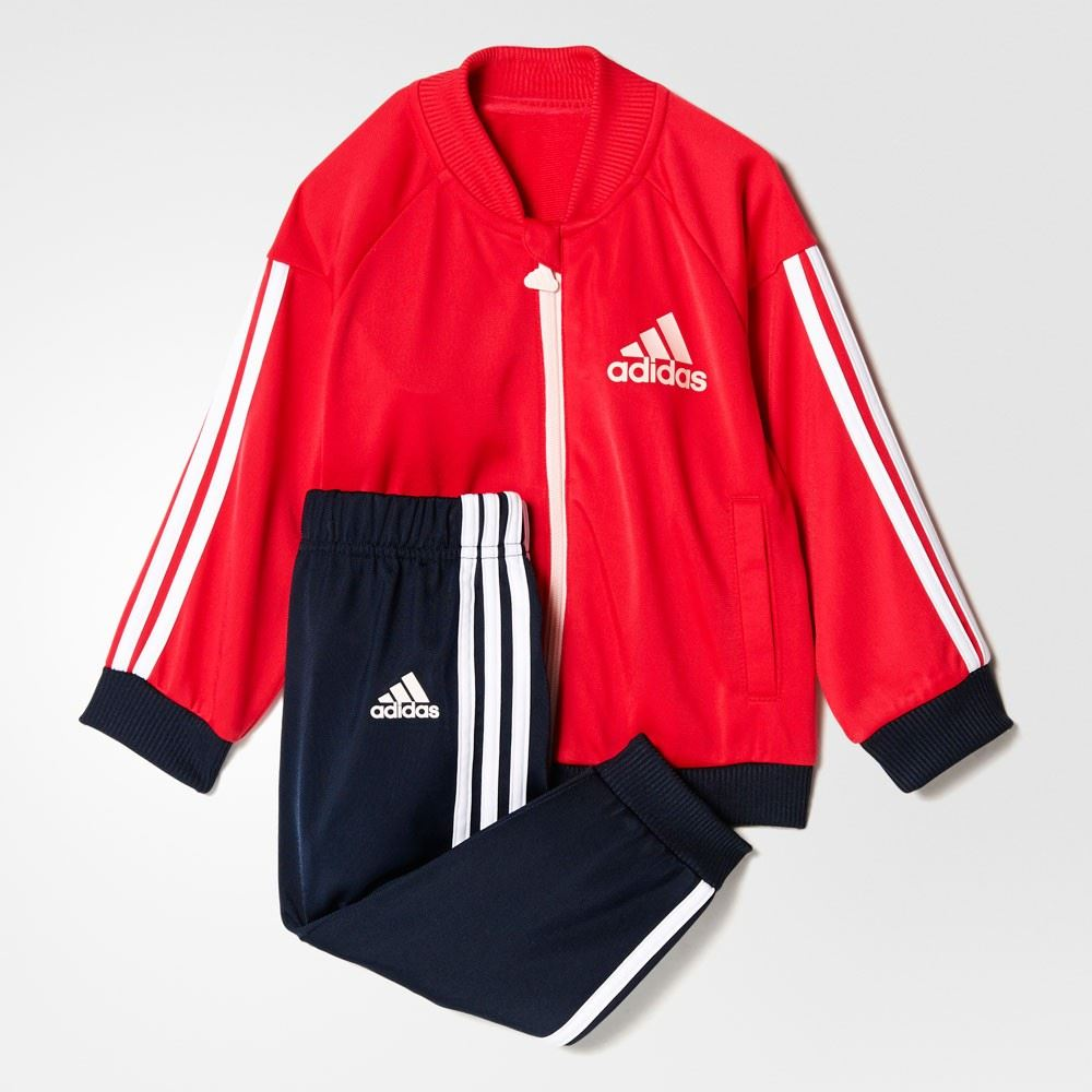 Buzo deportivo Sport Performance para Niños de color Azul Rojo ... 168f1f9be1424
