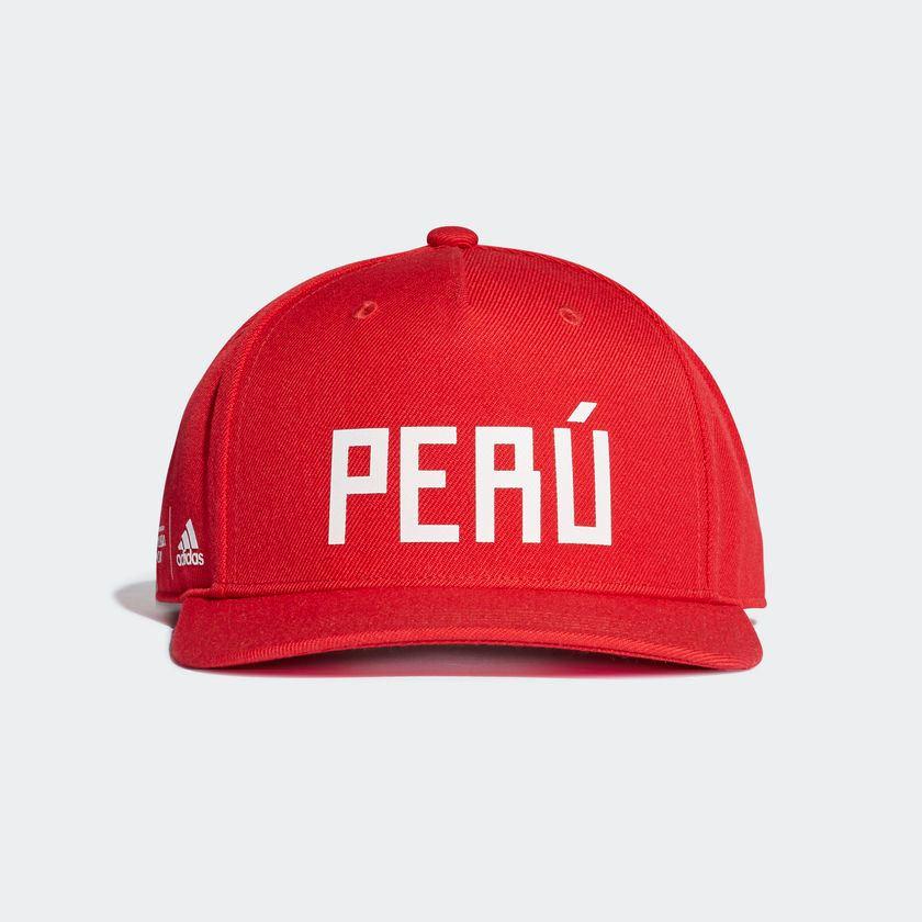 GORRO ADIDAS DX0991 PERU DEL MUNDIAL - PASSARELA  0efb39b18ad