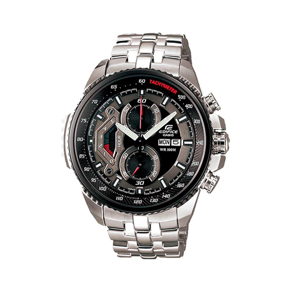 3d6804f77a0d Reloj Casio Edifice EF-558D-1AVDF Correa De Acero Inoxidable Para Hombre
