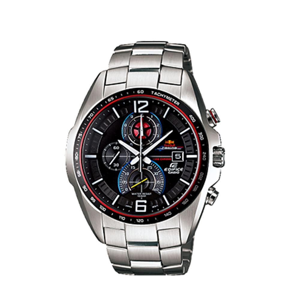Reloj Casio Edifice EFR-528RB-1AVDF Correa De Acero Inoxidable Para Hombre  | Juntoz.com
