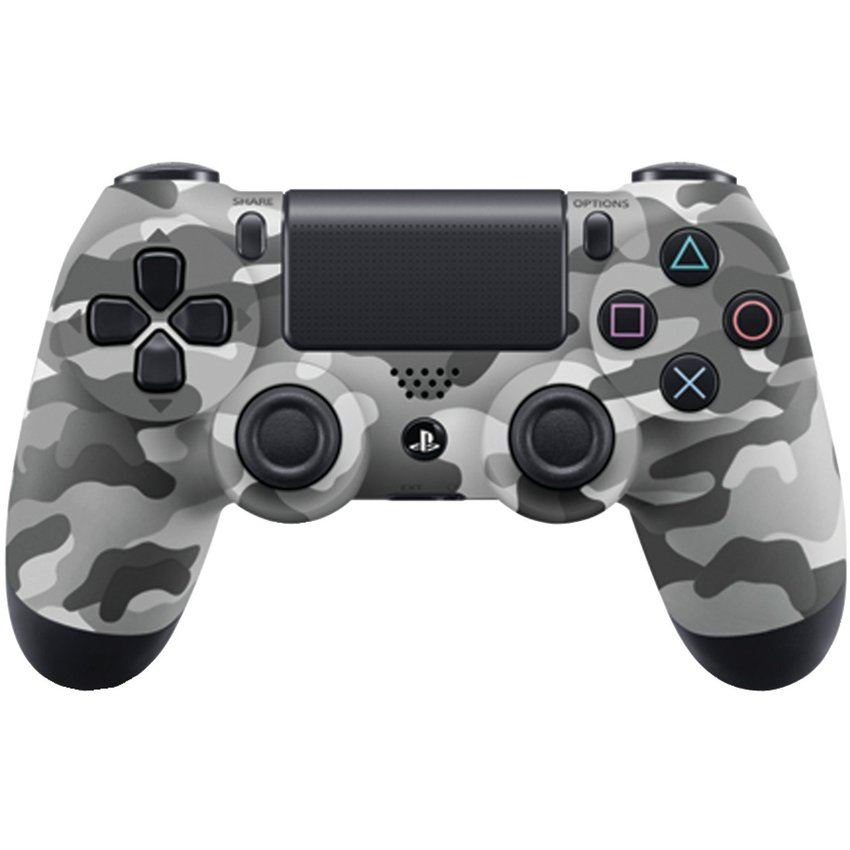 Control DualShock 4 Wireless PS4 Camuflado
