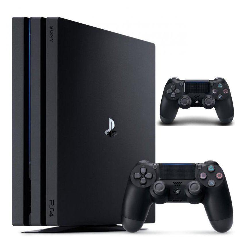 Consola PS4 Pro + FIFA 19 + 2 Controles V2 + Balon No. 5