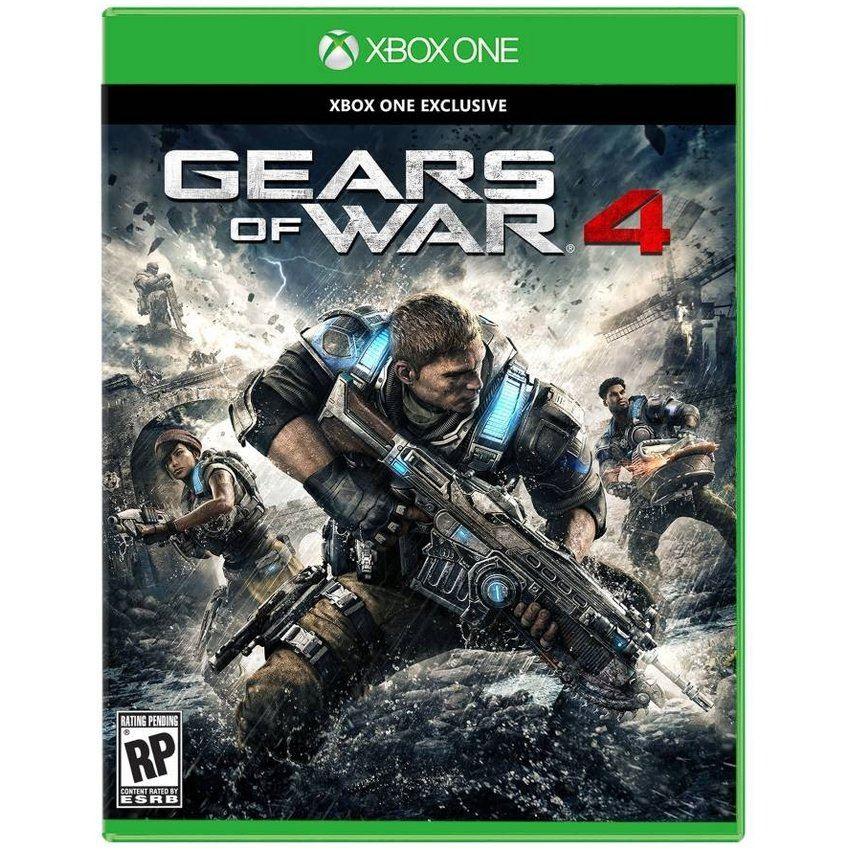 Videojuego Gears of War 4 - Xbox One