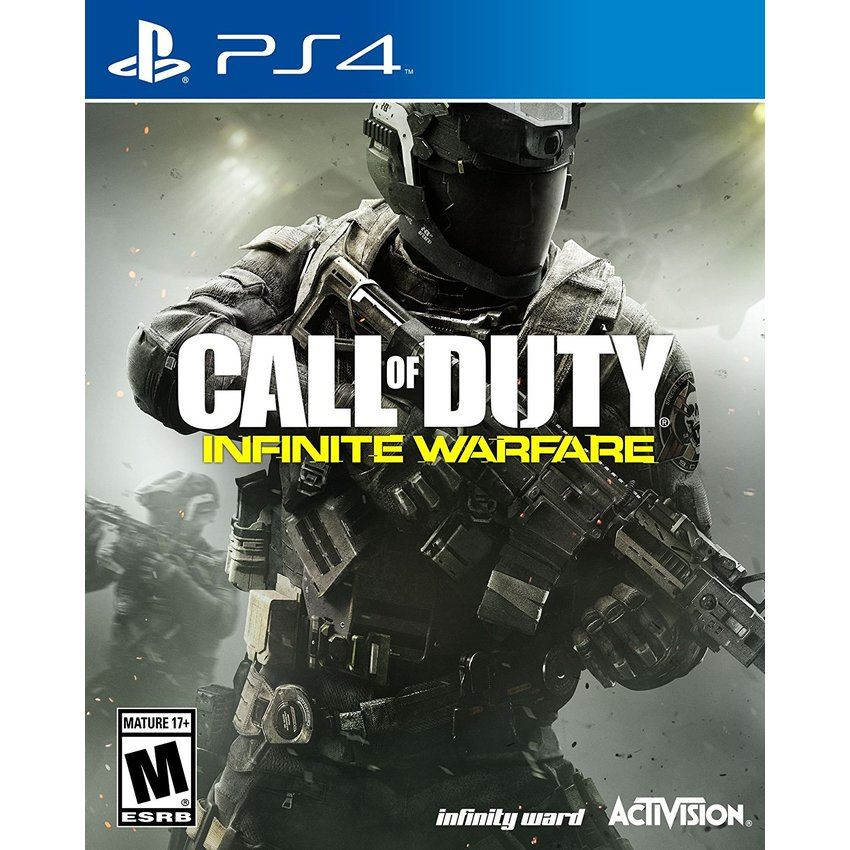 Videojuego Call of Duty Infinite Warfare PS4