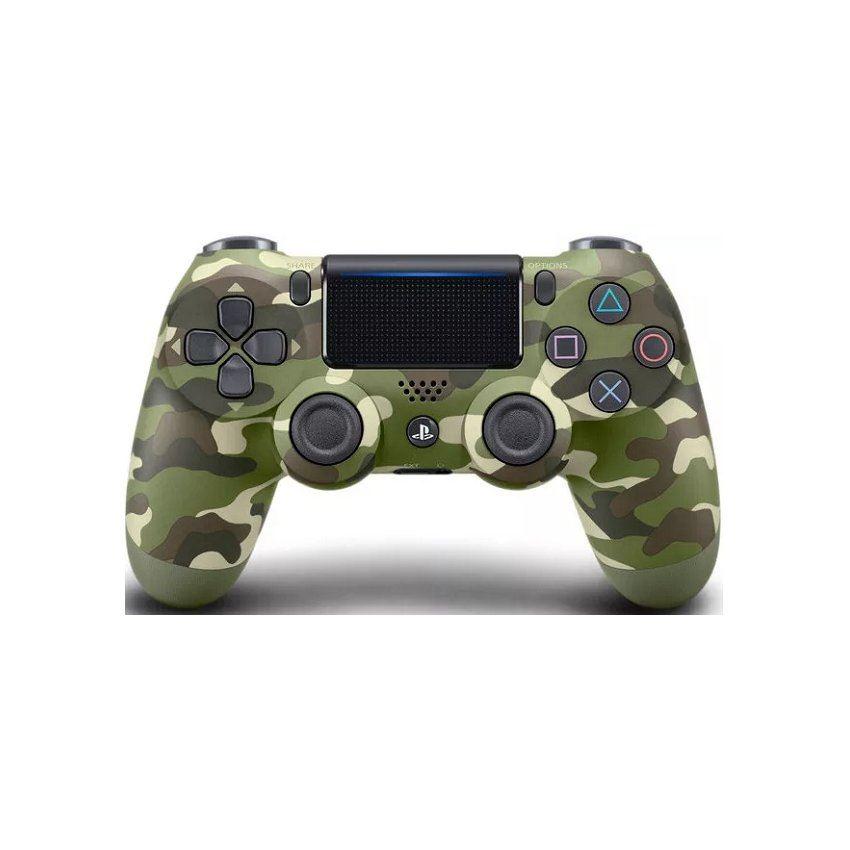 Consola PS 4 Pro 4K 1TB + Control + Control Camuflado PS4