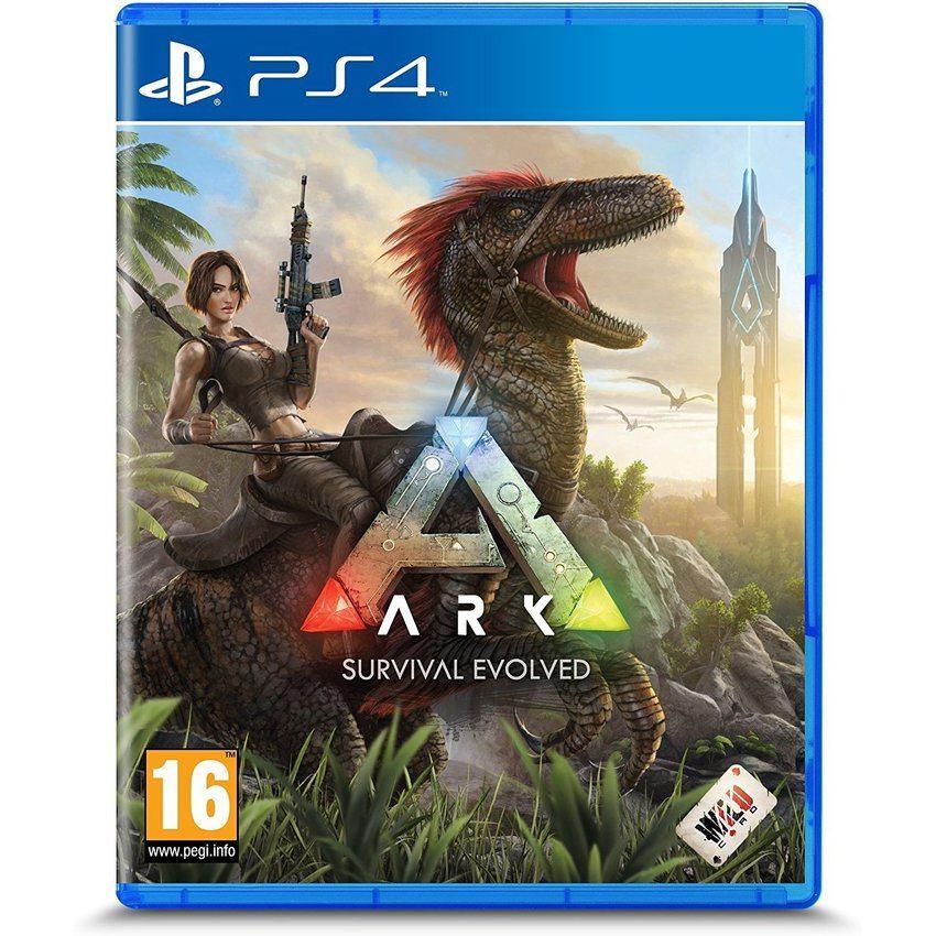 Videojuego ARK Survival Evolved PS4