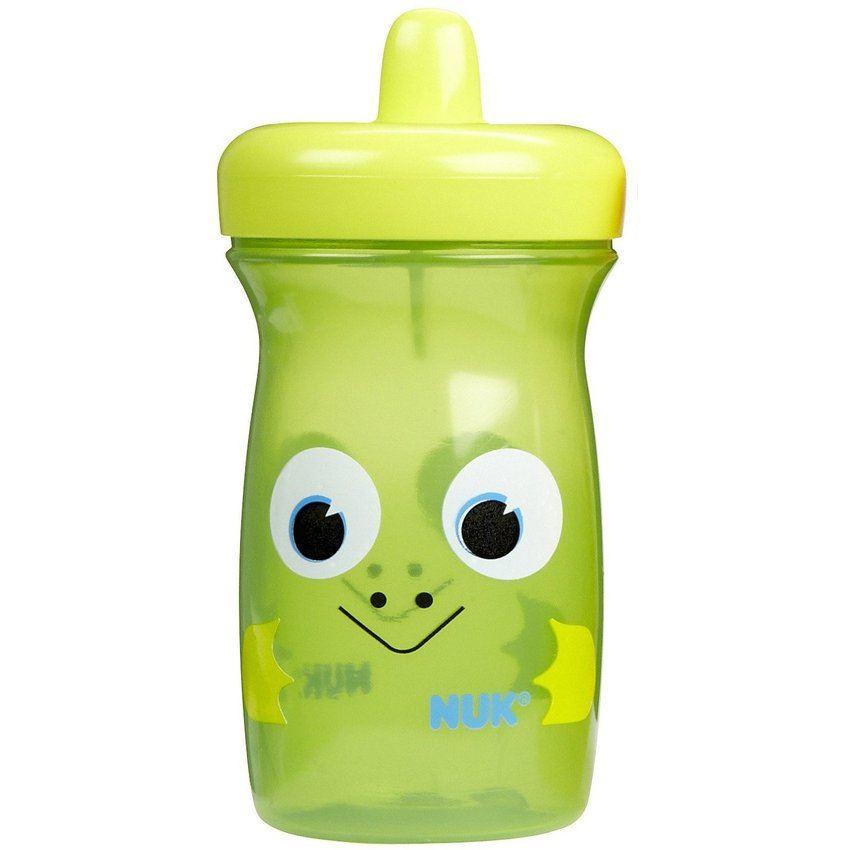Vaso Sip And Smile Antiderrame 10 Oz Gerber 78755 Verde