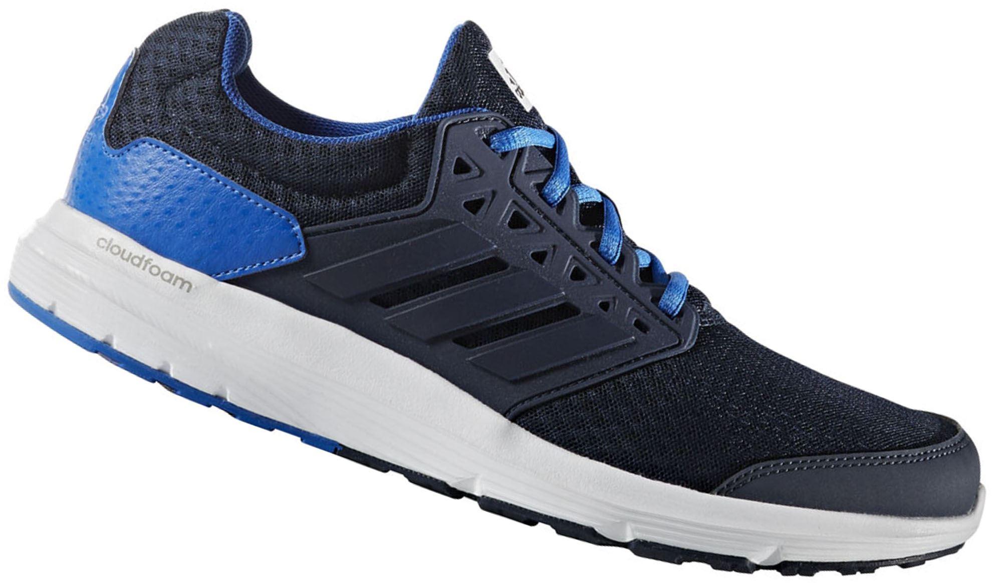big sale 29f42 64009 Galaxy Adidas Azul Zapatilla 3 M Hombre Para UwnWgqTwP