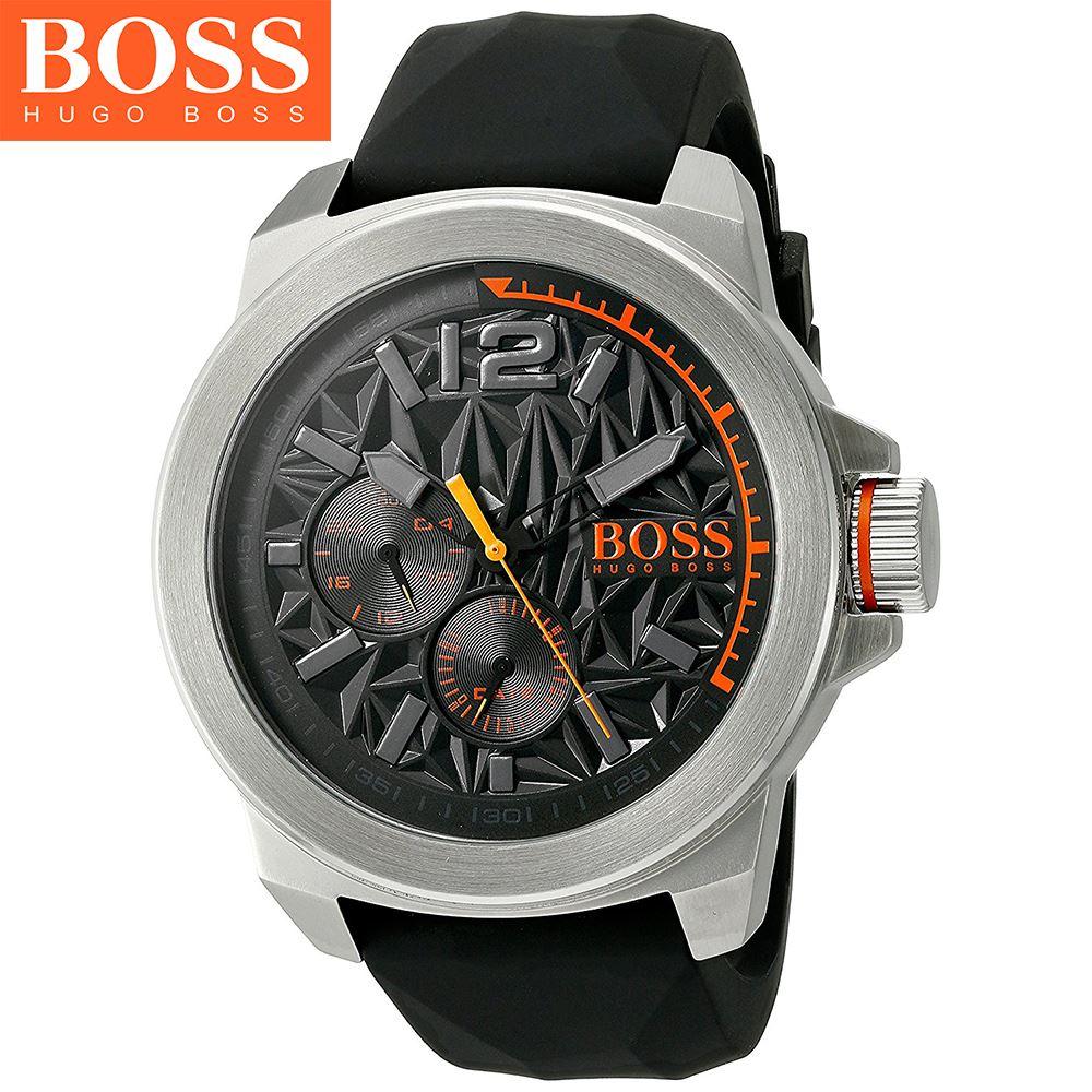 8e6cae3440cc Reloj Hugo Boss Orange 1513346 New York - Acero Inoxidable Correa ...