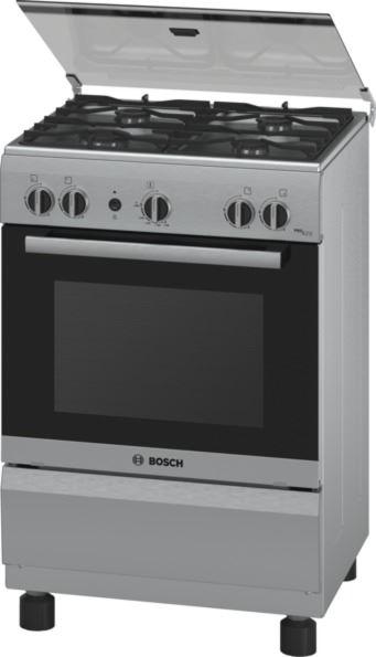 Bosch Cocina | Cocina A Gas Pro525 Ix Bosch Juntoz Com