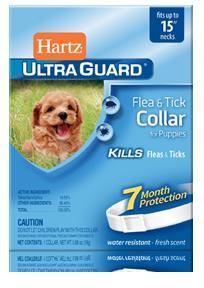 79abb3cac807 Mascotas  Hartz   collar antipulga Flea   Tick Collar para cachorros. Pase  el cursor sobre la imagen para ampliarla.