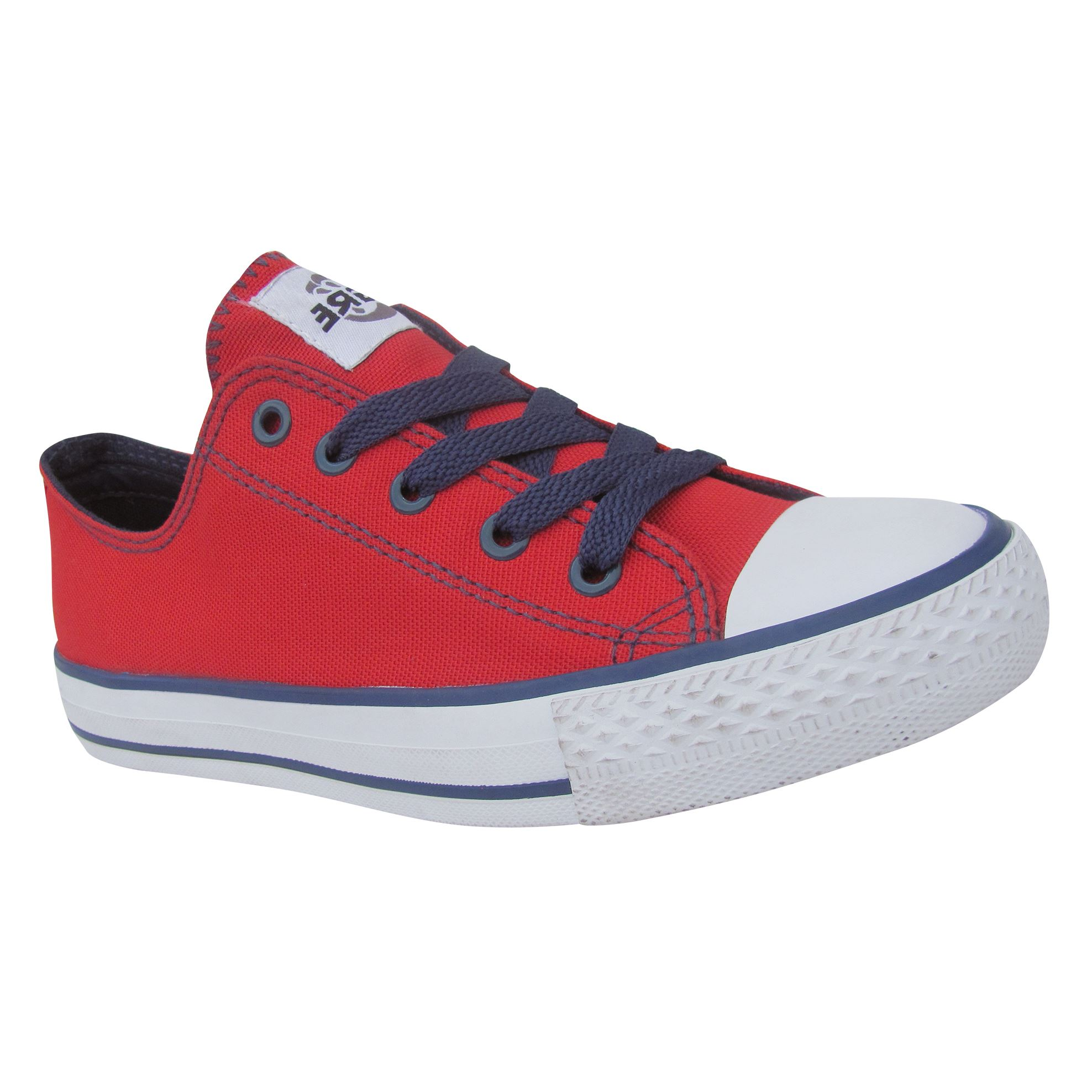 a6e0e32ce2700 Zapatilla Tigre Urbana Colors - Roja