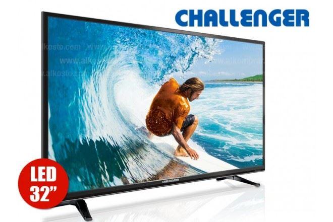 "Televisor Challenger 32""  LED32L85 T2 FHD"