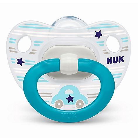 Chupos De Entretención X2 Happy Day Niño NUK N10730158
