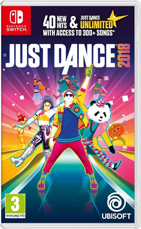 Just Dance 2018 Nintendo Switch Juntoz Com