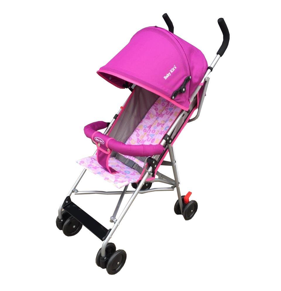 f139e2024 baby kits - Coche bastón fly rosado   Juntoz.com