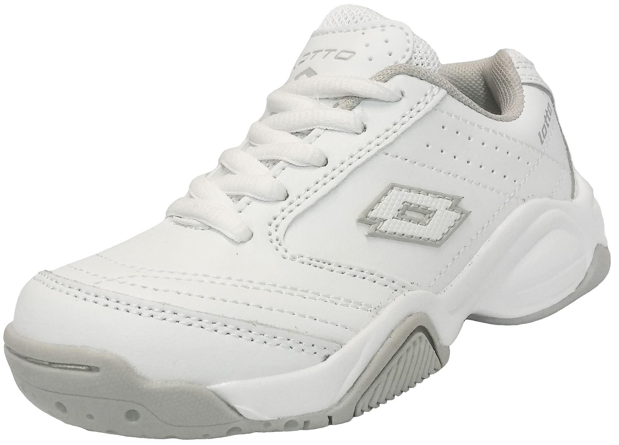 Zapatos blancos Lotto infantiles QPCIzVqBe