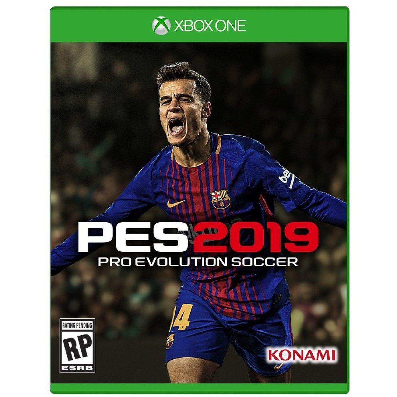 Pes 19 Pro Evolution Soccer 2019 Xbox One Juntoz Com
